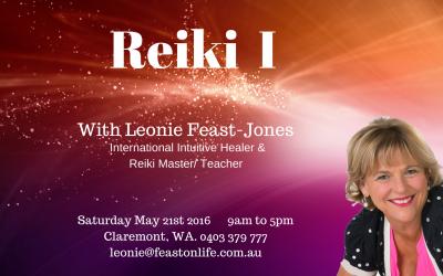 Reiki Workshops in July 2016
